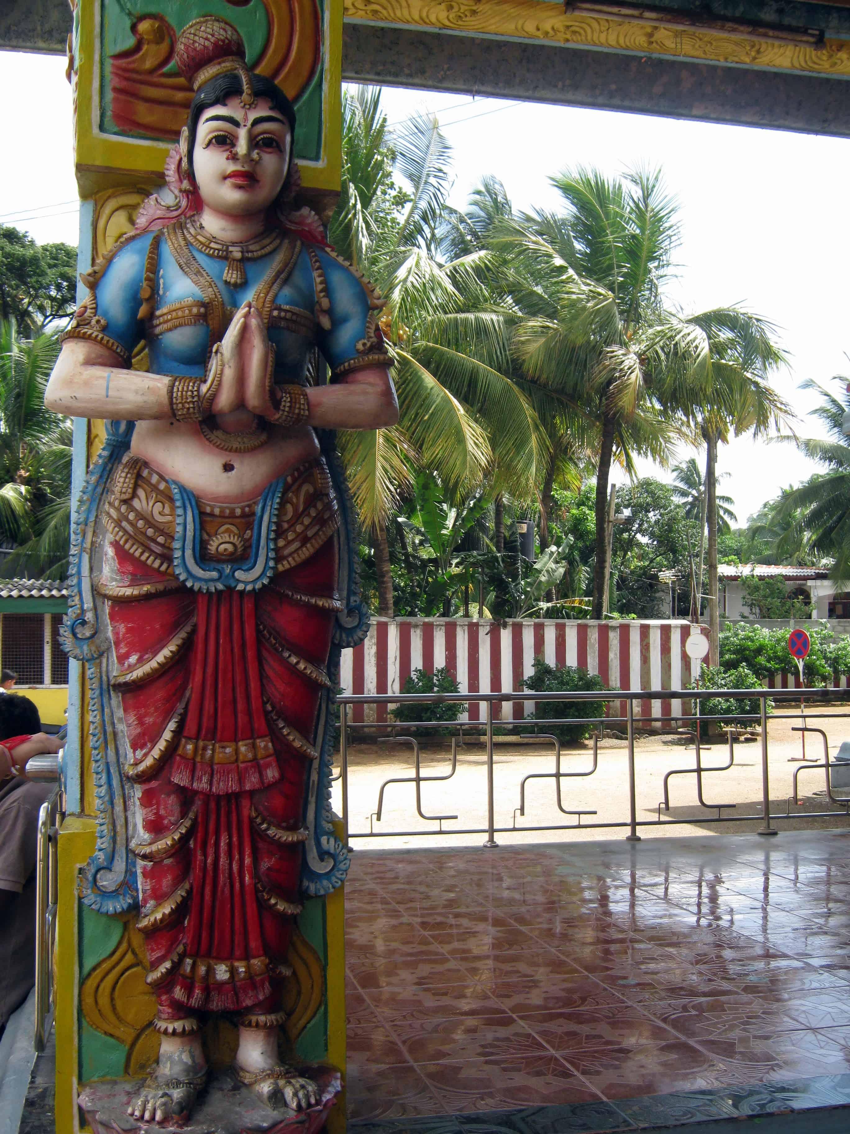 Ayubowan from Sri Lanka!