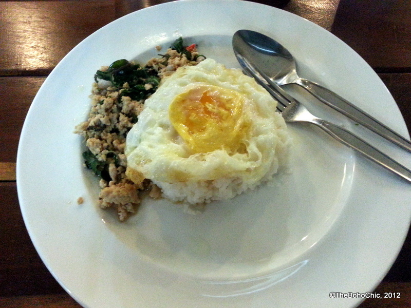 Eating out in Chiang Mai