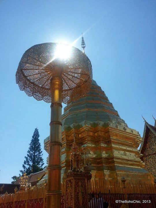 Temples in Chiang Mai: On The Trail