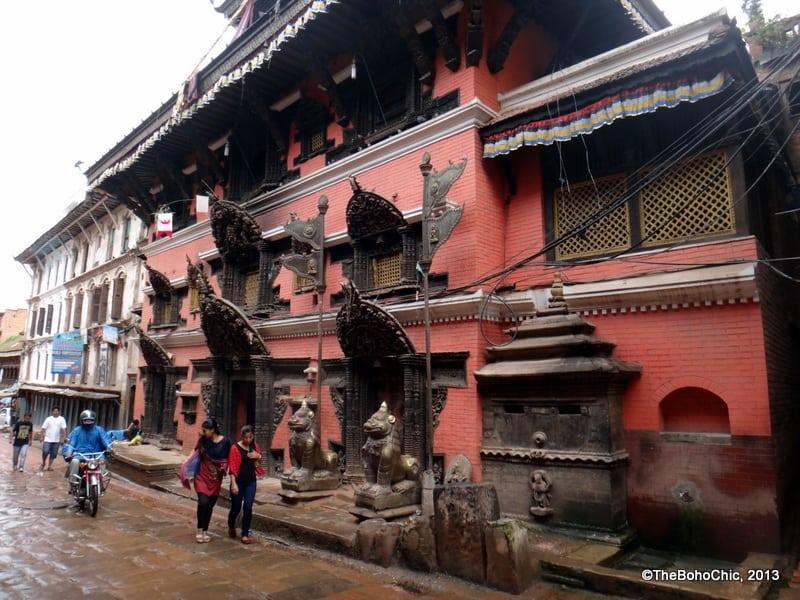 The Living Museum of Bhaktapur