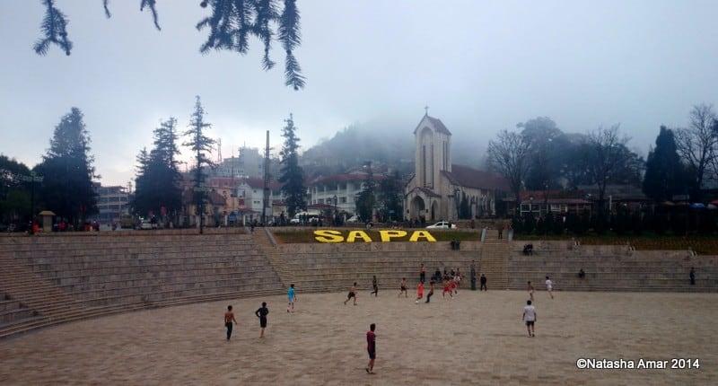 Sapa by day