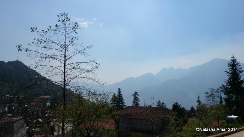 Views from Sapa