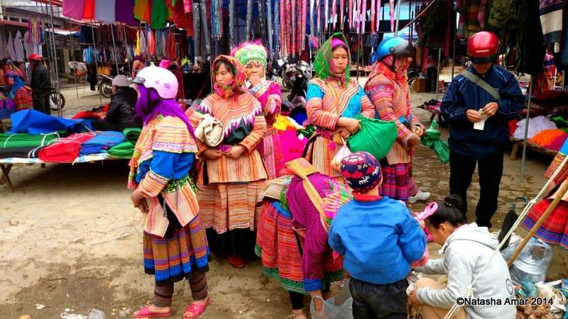 Photo essay: Colours of Bac Ha, Vietnam