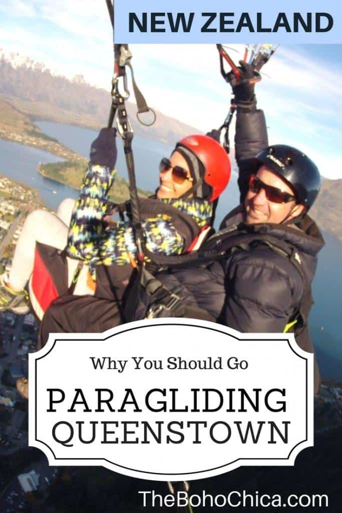 Like A Bird: Paragliding Queenstown New Zealand
