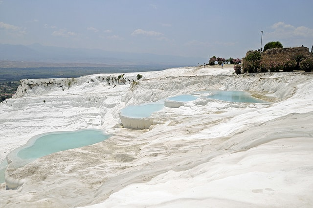 Pamukkale- 'Cotton Castle'