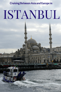 Cruising between Continents in Istanbul: Bosphorus Cruise