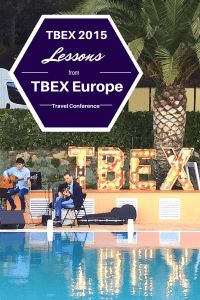 TBEX Lessons