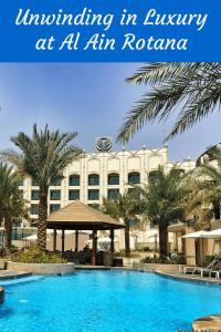 Unwinding in Luxury at Al AIn Rotana