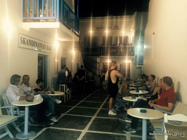 What to do in Mykonos: dance like no one's watching