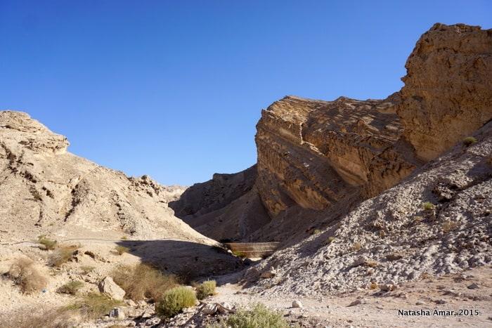 Green Mubazzarah Jebel Hafeet