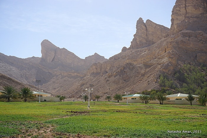 Top Things to do in Al Ain: Green Mubazzarah Jebel Hafeet