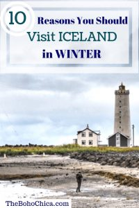Secrets about Visiting Iceland in Winter: Why You Should Go To Iceland in Winter (Hint: It's way more affordable and absurdly beautiful and the Northern Lights, people, the Northern Lights!) #iceland #IcelandTravel #winterinIceland #wintertravel #Icelandinwinter