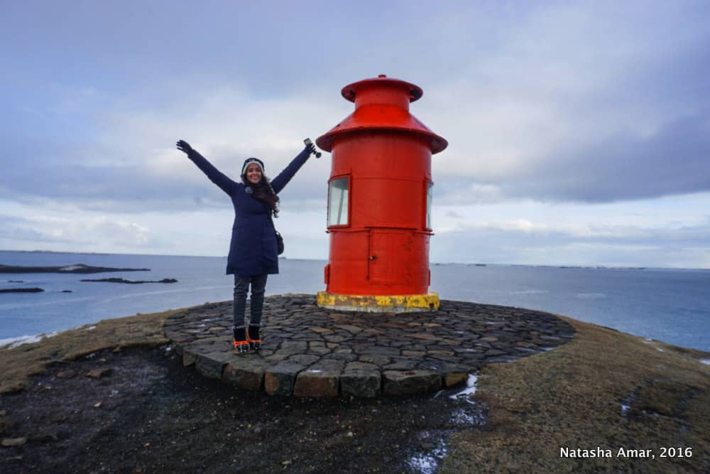 Sugandisey Lighthouse -West Iceland Highlights- Snaefellsnes Peninsula: Remote and dramatic landscapes minus the crowds of the South Coast of Iceland, the Snaefellsnes Peninsula should be a must-do on your Iceland itinerary.