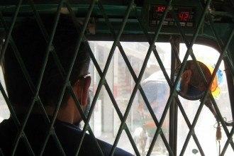 The Dhaka Rickshaw driver in a James Bond movie