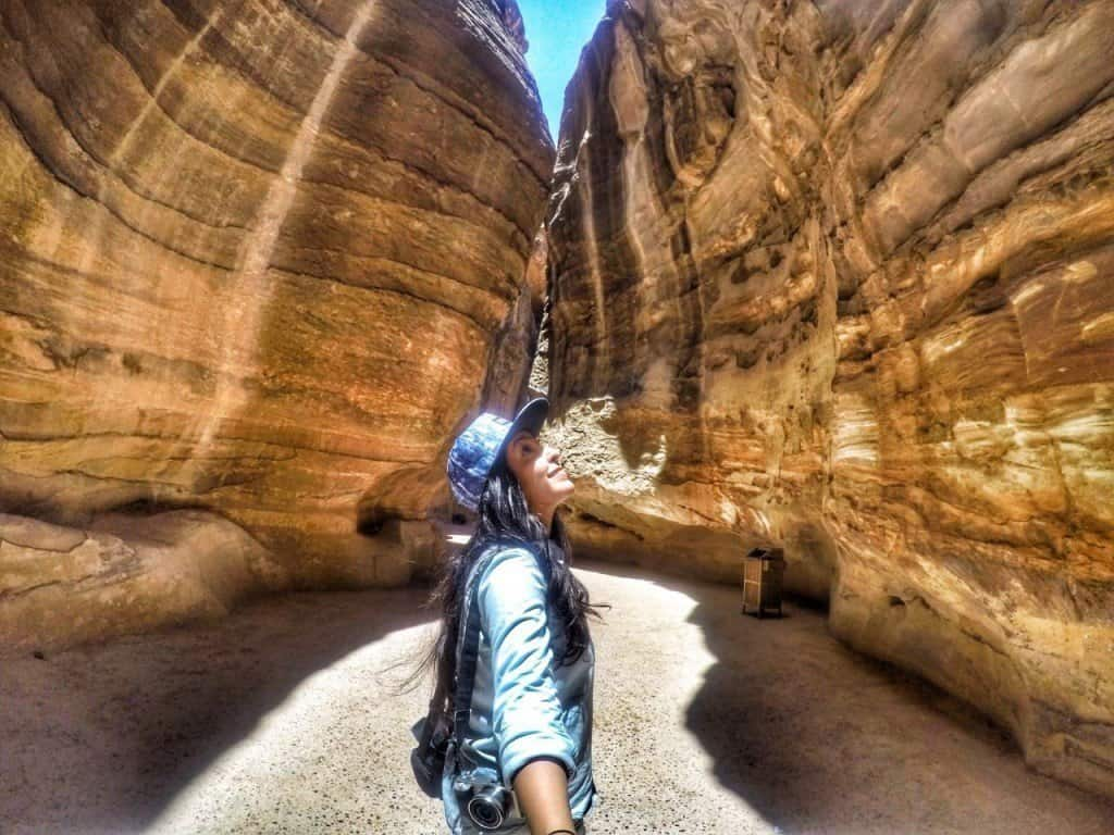 Petra Road trip across Jordan