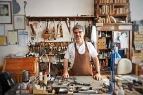 The Violin-Maker in Bologna, UNESCO City of Music