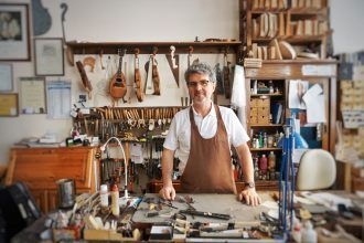The Violin-Maker in Bologna, UNESCO City of Music