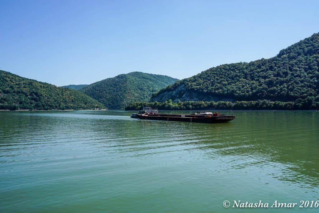An Iron Gates Cruise on the Danube in Serbia