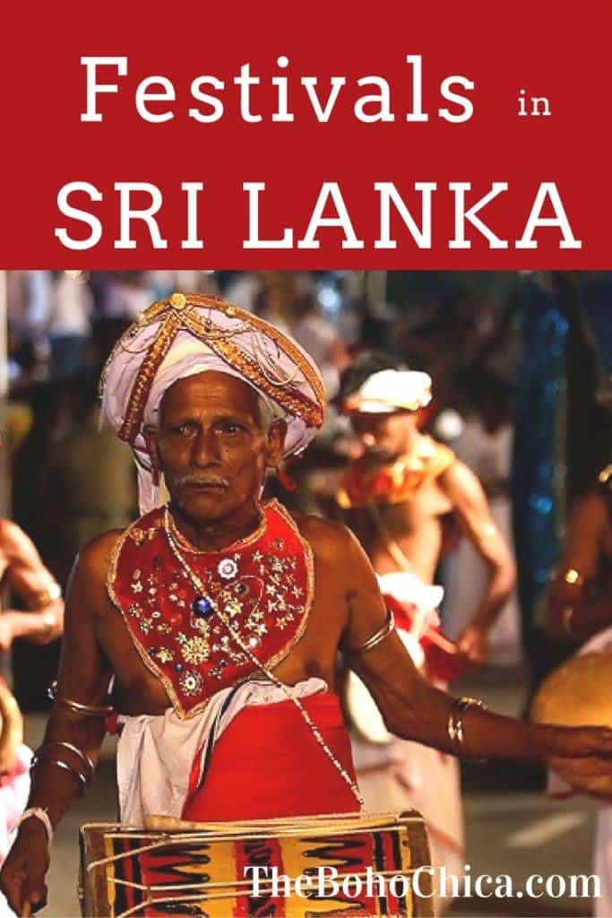A Guide to Festivals in Sri Lanka