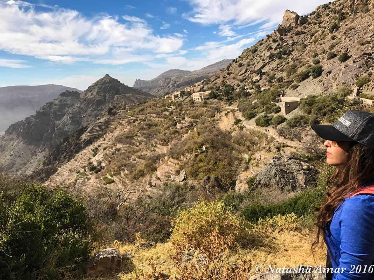 Mountain Retreat: Alila Jabal Akhdar Oman