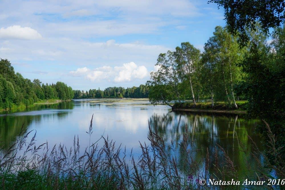 Skellefteå in Swedish Lapland