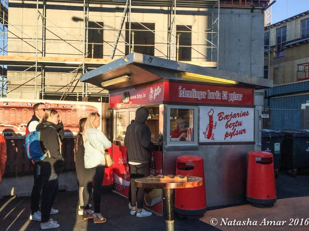 Best Places to eat in Reykjavik on a Budget