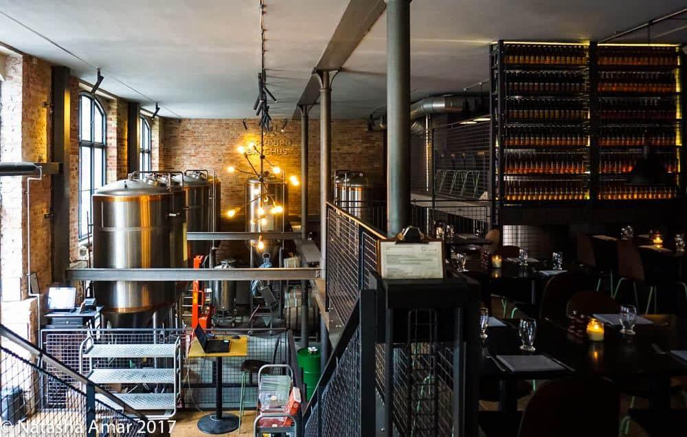 Copenhagen Food Tour: Nørrebro Bryghus microbrewery