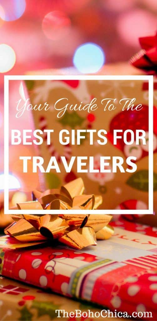 BEST GIFTS FOR TRAVEL LOVERS: THE ULTIMATE GIFT GUIDE FOR TRAVELERS