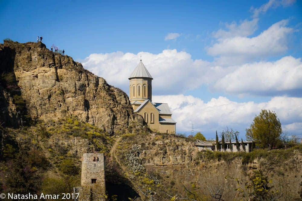 Things to do in Tbilisi: Explore the Old Town, one of the best places to visit in Tbilisi