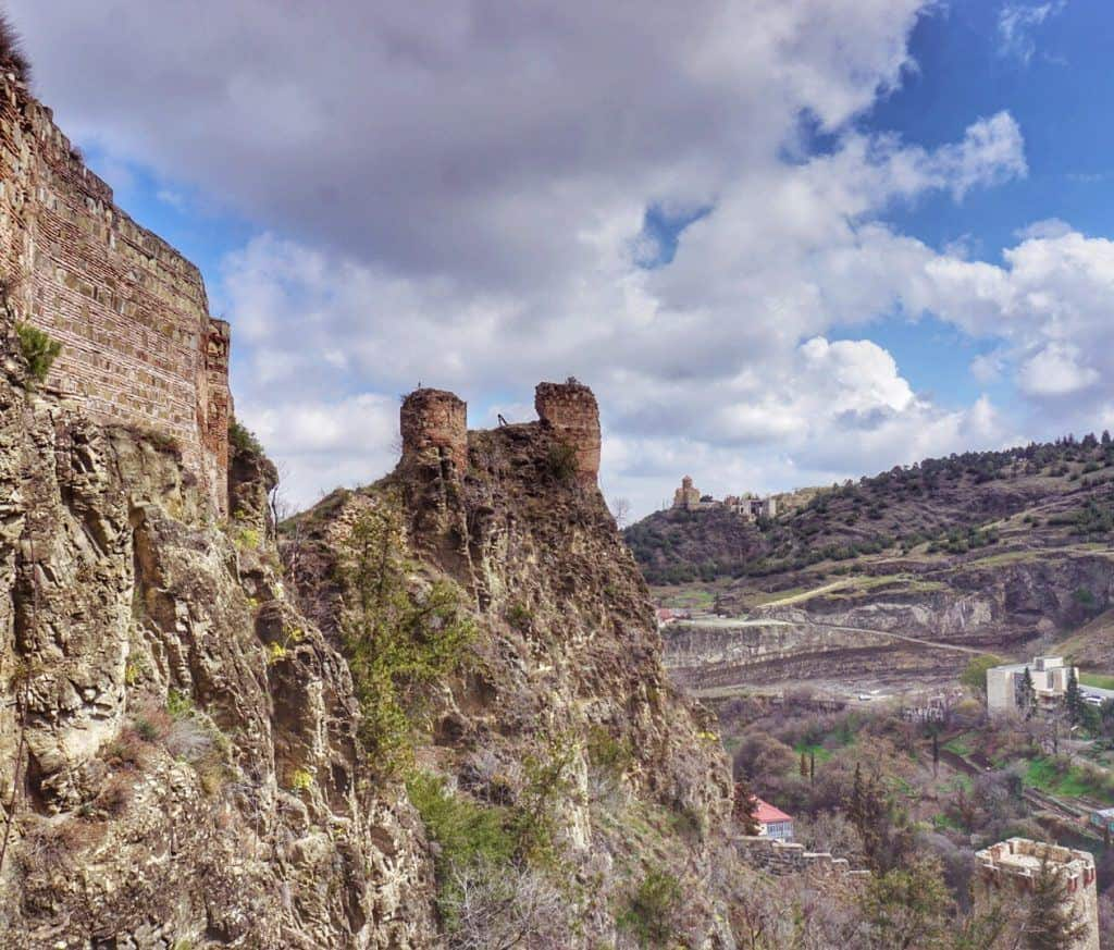 Things to do in Tbilisi: Explore the Old Town when you travel Tbilisi