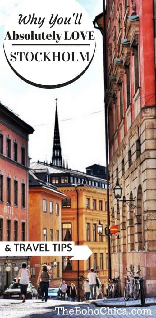 18 Reasons to Visit Stockholm And Why You'll Love It (Even If You're Not a City Person)