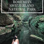 Why you should go hiking in Bohemian Switzerland National Park in the Czech Republic: This paradise-like landscape is a world away from the tourist trail, but is an easy day trip from Prague. Home to lush forests, sandstone towers and mystical river gorges, it was the filming location of The Chronicles of Narnia. Here's why you shouldn't miss it.