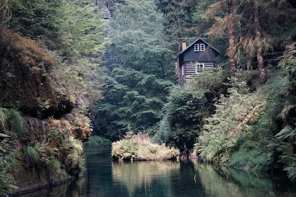 Bohemian Switzerland National Park