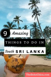 Whether it's your first time in Sri Lanka or your fifth, here are incredible things to do in south Sri Lanka to experience the best of nature, beaches, wildlife, culture & food. #SriLanka #SriLankaTravel #SoSriLanka #TBCAsia #PTBA #CinnamonHotels #FlySriLankan