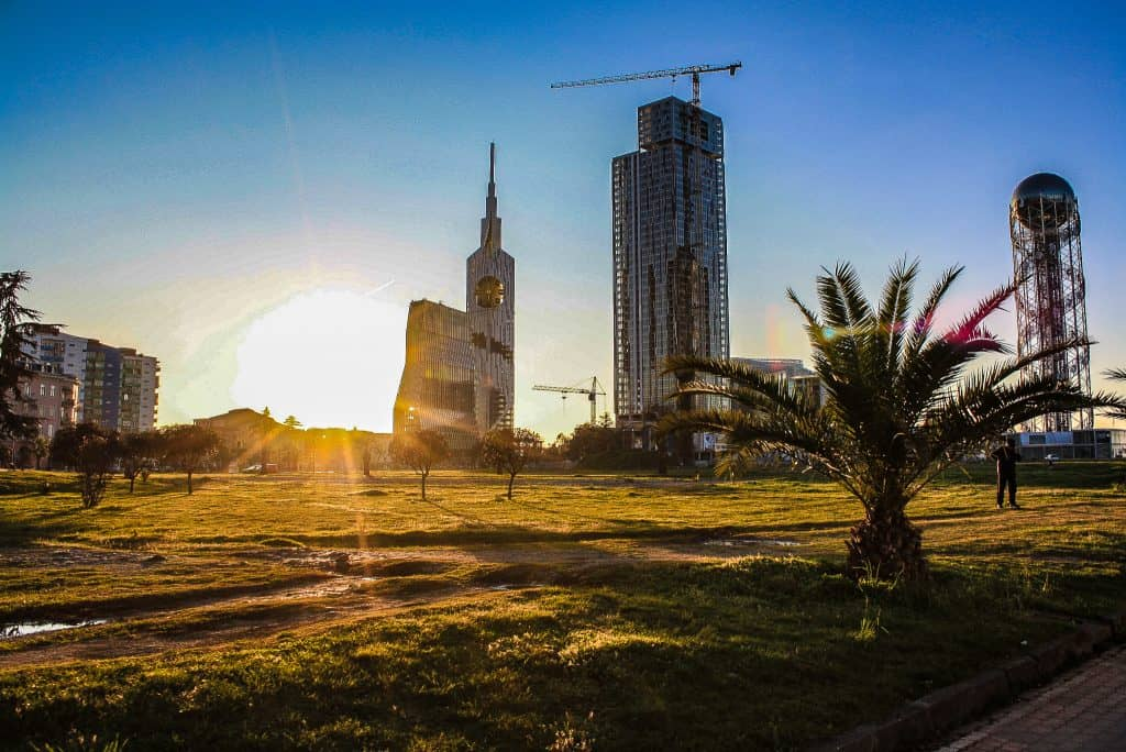 Best things to do in Batumi: From markets and cool architecture to hiking, art and museums, here is what to do in Batumi, Georgia's second city on the Black Sea Coast. #Batumi #Georgia #travelGeorgia #travelBatumi