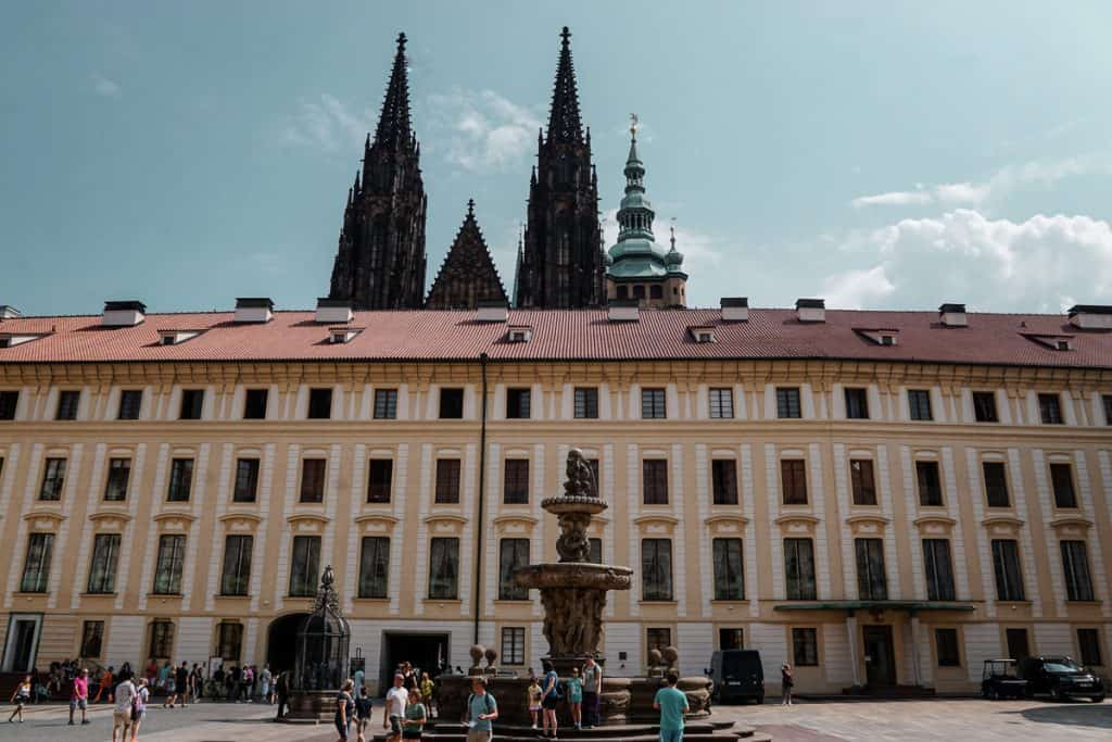 Wondering what to do in Prague in 3 days? See the best of architecture, culture, food, activities & more in the Czech capital with this Prague itinerary. #Prague #Itinerary #VisitPrague #VisitCZ