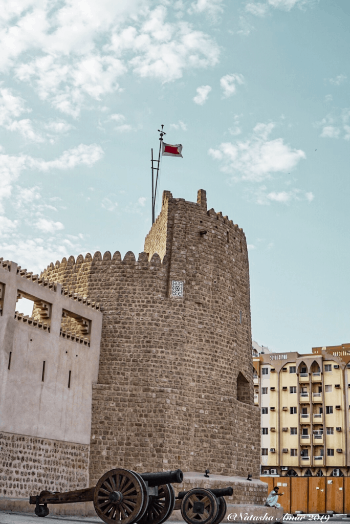 48 Hours in Sharjah: Al Hisn Fort