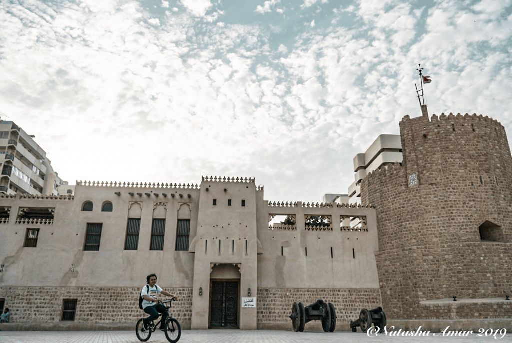 48 Hours in Sharjah: Visit Al Hisn Fort