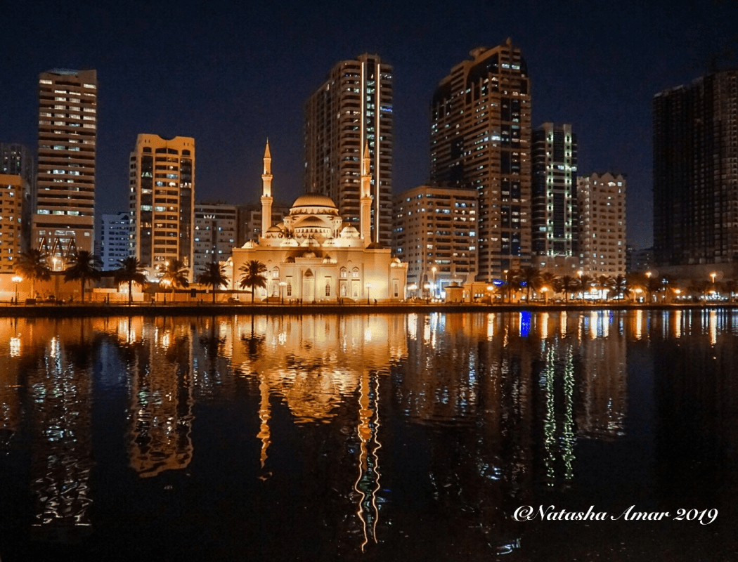 Al Noor Mosque, Sharjah