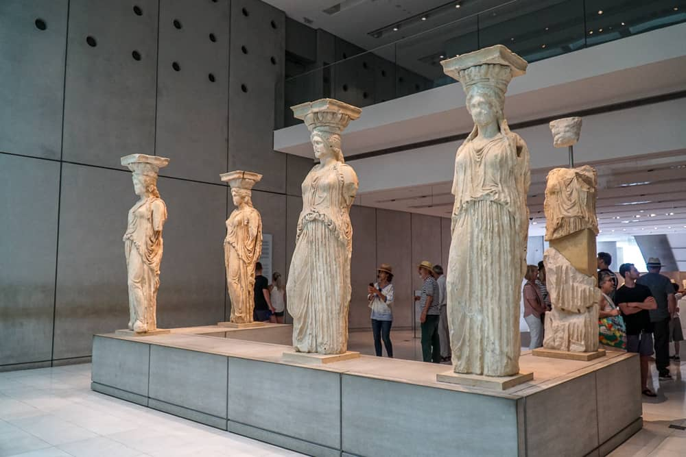 Acropolis Museum: The Perfect Athens Itinerary for Things to do over 3 days in Athens
