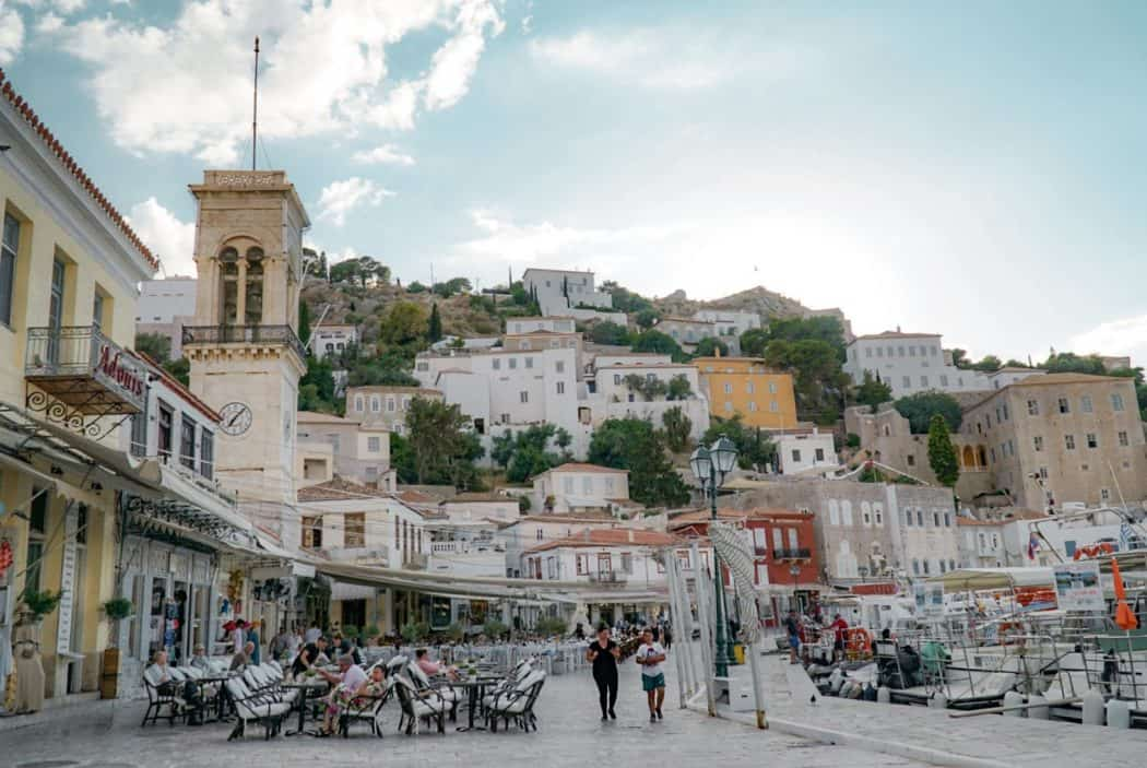 Hydra island: The Perfect Athens Itinerary for Things to do over 3 days in Athens