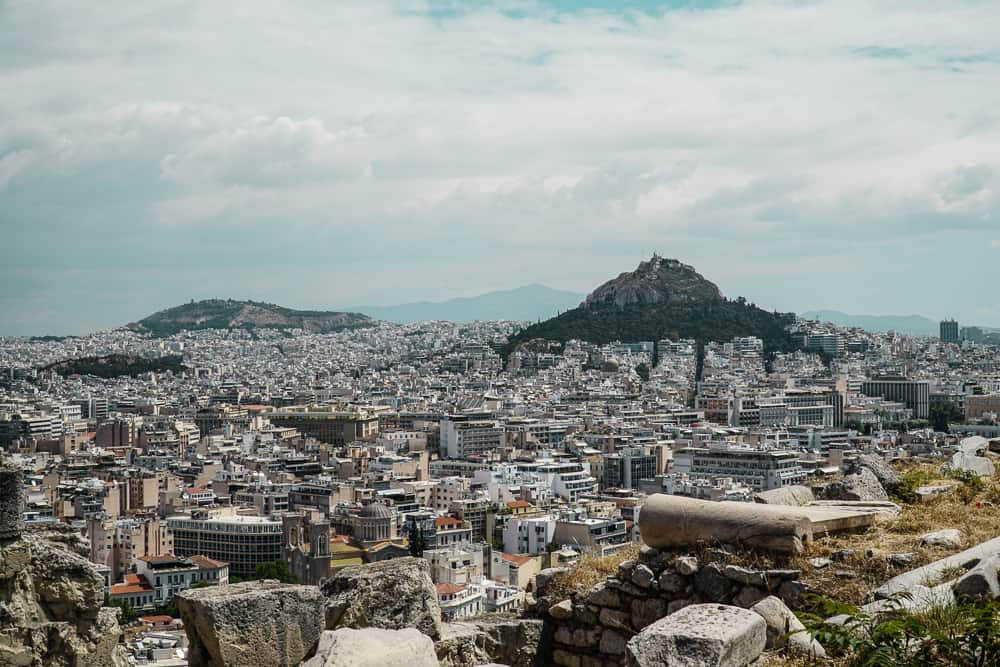 : The Perfect Athens Itinerary for Things to do over 3 days in Athens
