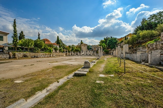 Ancient Agora: The Perfect Athens Itinerary for Things to do over 3 days in Athens