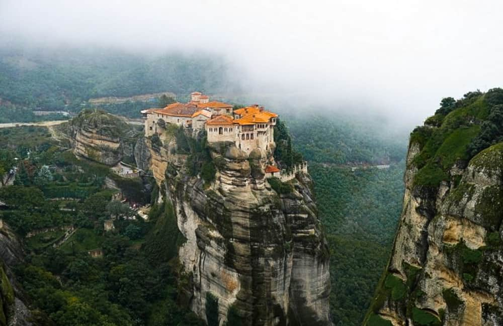 Meteora : The Perfect Athens Itinerary for Things to do over 3 days in Athens