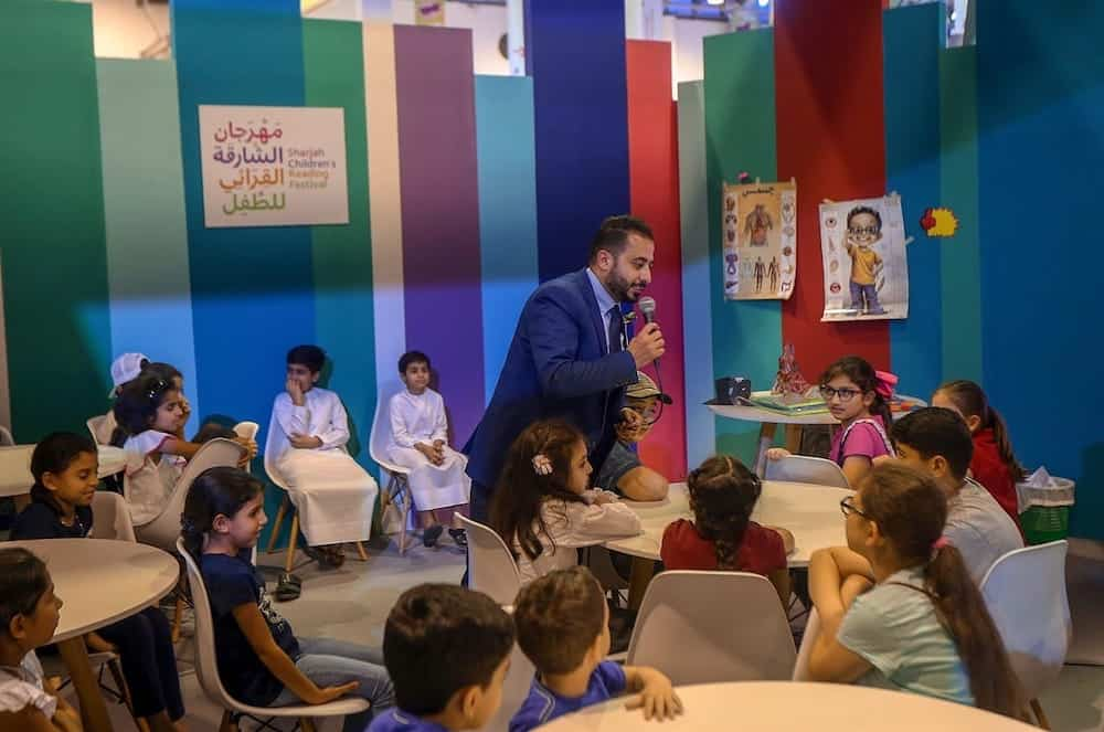 Sharjah World Book Capital 2019: Sharjah Children's Reading Festival