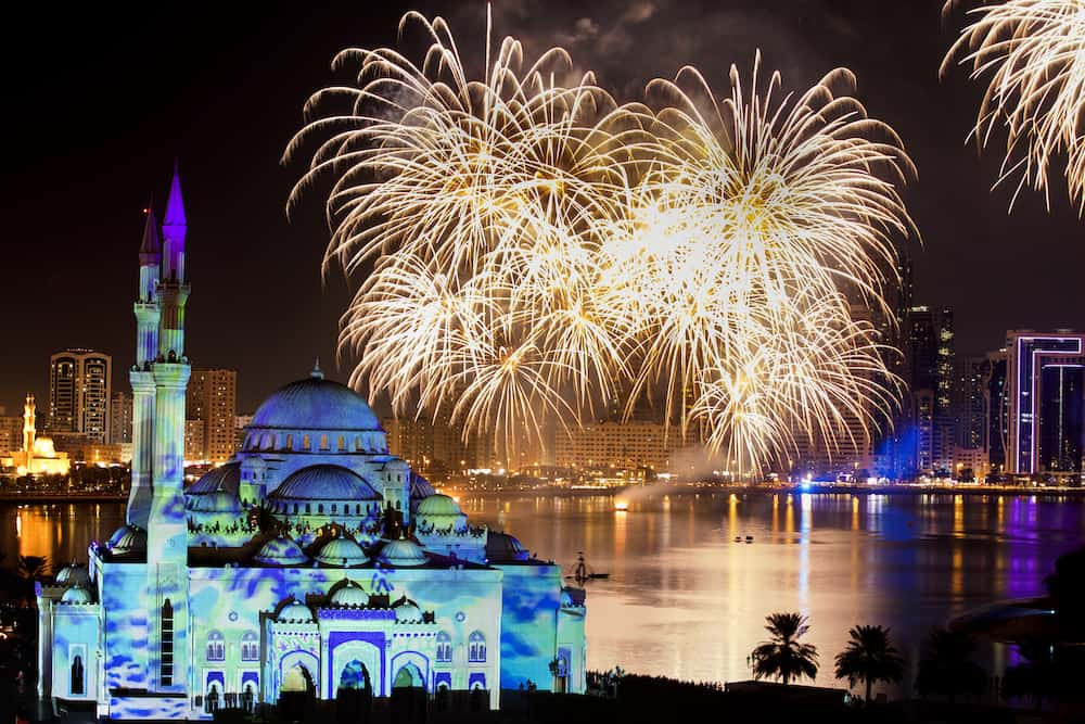 Sharjah World Book Capital 2019: Sharjah Light Festival