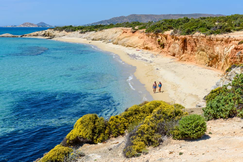Aliko Beach Enjoy a slice of island paradise on the best Naxos beaches in the popular Cyclades islands in Greece. From sandy beaches with crystal waters and secret coves for privacy, these are the best beaches in Naxos.