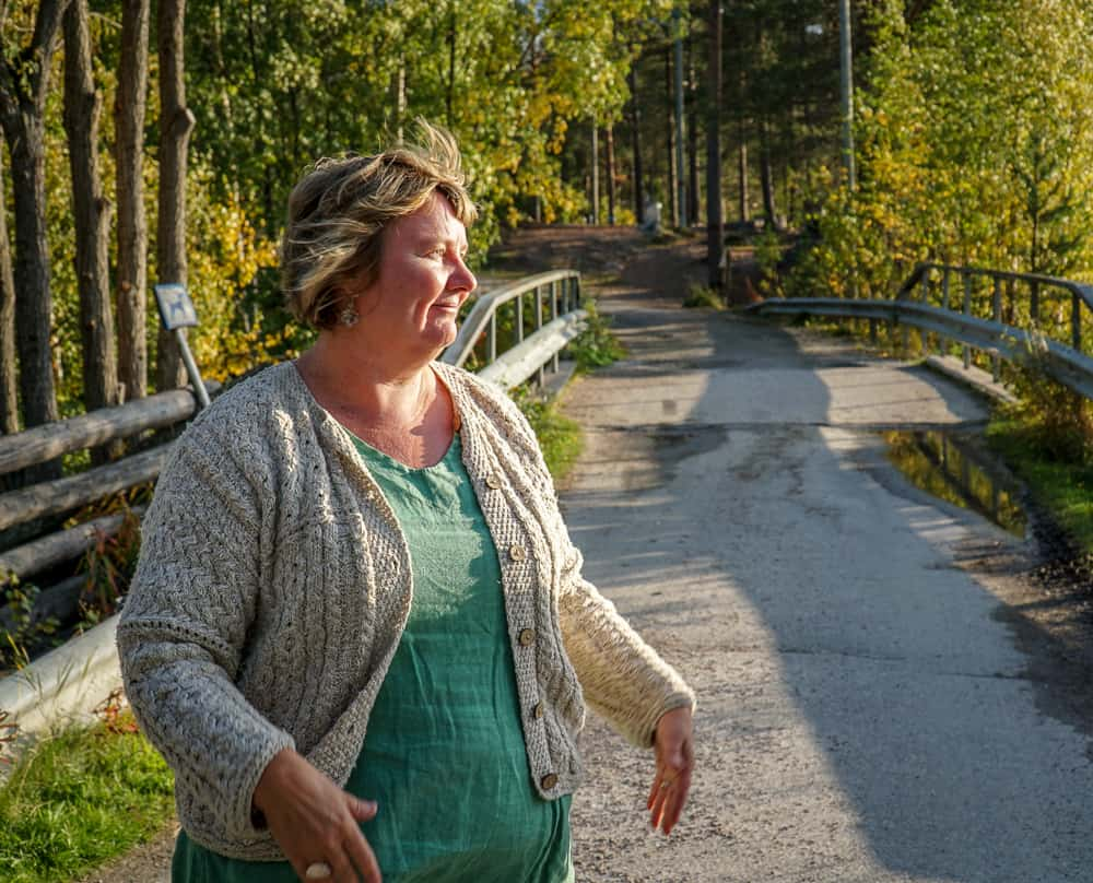 A Taste of the Arctic in Swedish Lapland with Eva Gunnare
