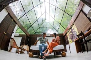 Diyabubula: Stay in a Glass-Roofed Villa At This Eco Lodge in Sri Lanka