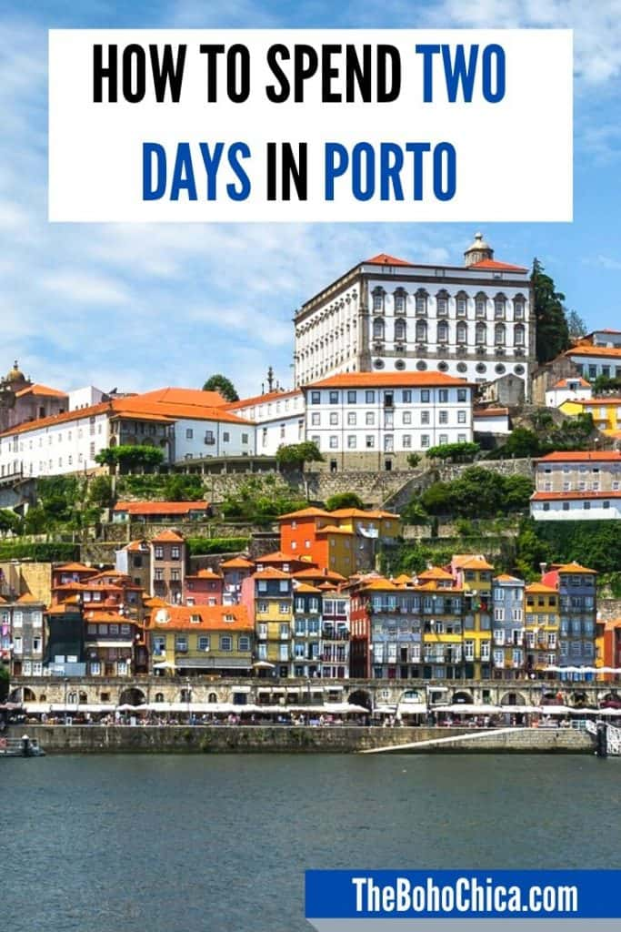 From top sights and attractions to what to eat and drink, here's how to spend two days in Porto, Portugal's charming coastal city.